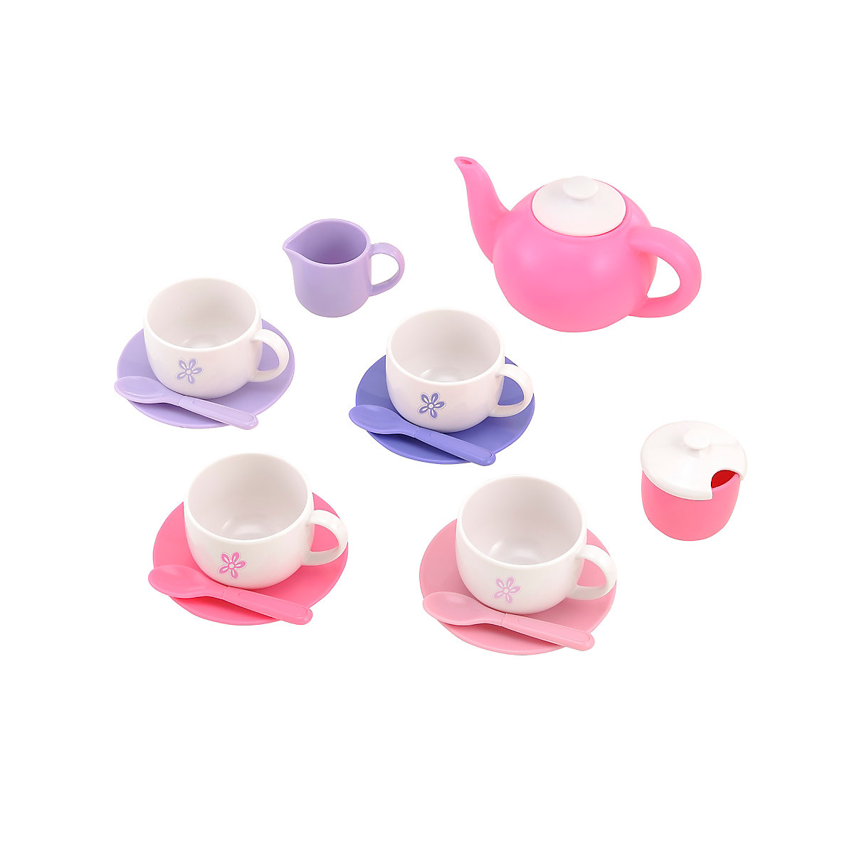 Toy Tea Sets For Boys : New elc boys and girls tea set pink toy from years