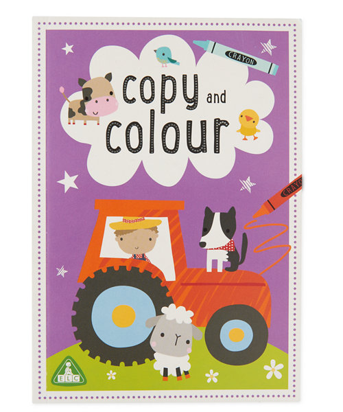 Early Learning Centre Copy and Colour