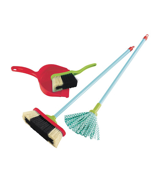 Early Learning Centre Cleaning Set - Blue