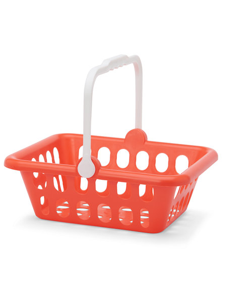 Early Learning Centre Shopping Basket - Red