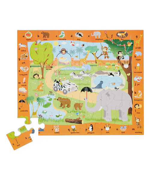 Early Learning Centre Look & Find Safari Puzzle