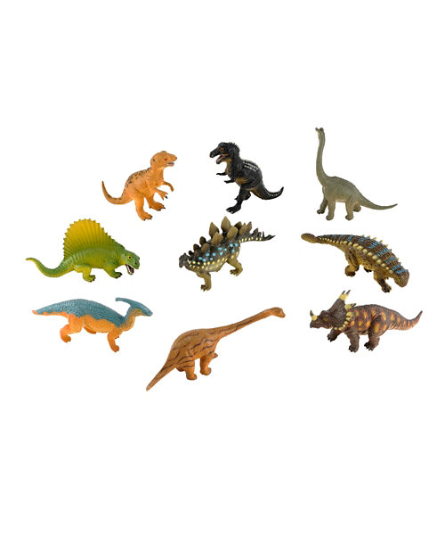 Early Learning Centre Dinosaur 9 Piece Set