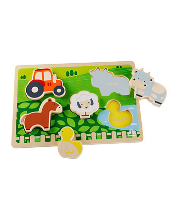 Early Learning Centre Farm Puzzle