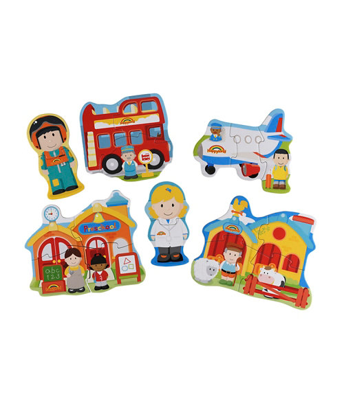 Early Learning Centre Early Learning Centre Happyland Puzzles