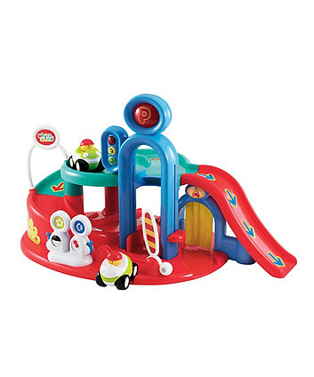 Early Learning Centre Whizz World Lights and Sounds Garage