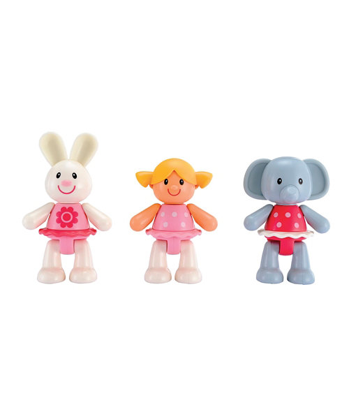 Early Learning Centre Toybox Friends Set
