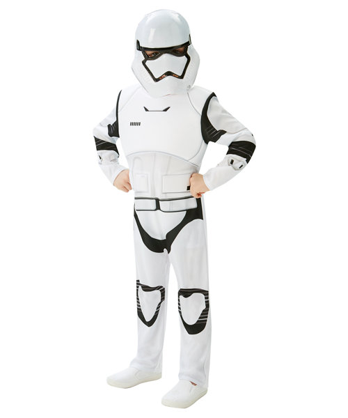 Early Learning Centre Star Wars Storm Trooper Dress Up (age 5-6 years)