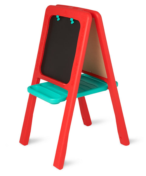 Early Learning Centre Red Plastic Easel