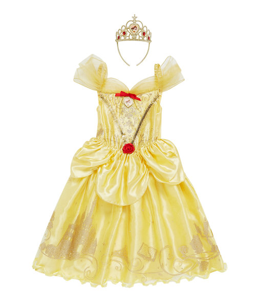 Early Learning Centre Disney Princess Story Teller Dress Up - Belle Size 3-4 Years