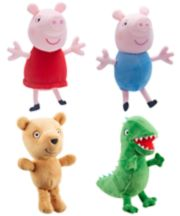 Early Learning Centre Peppa / George Pig Plush