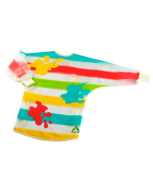Early Learning Centre Striped Apron 5-6 years