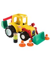 Early Learning Centre Whizz World Lights and Sounds Digger