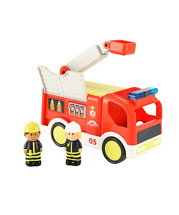 Early Learning Centre Happyland Lights and Sounds Fire Engine