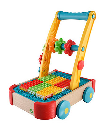 Early Learning Centre Wooden Builder Walker