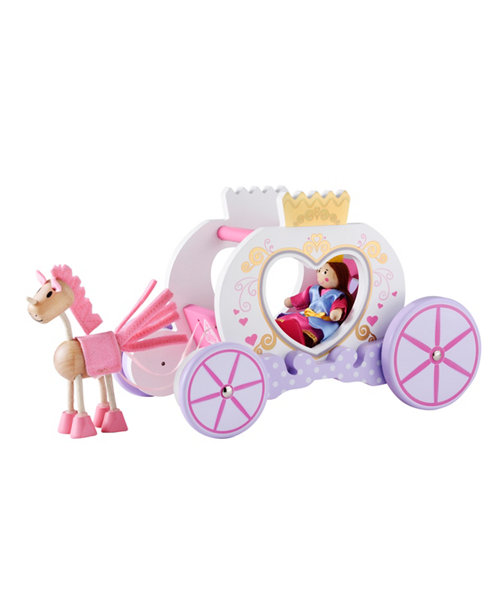 Early Learning Centre Rosebud fairytale carriage