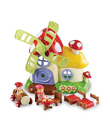 Early Learning Centre Happyland Magical Windmill House