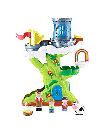 Early Learning Centre Happyland Giant Beanstalk Castle