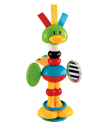 Early Learning Centre Bendy Bird High Chair Toy