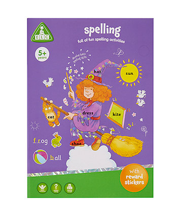Early Learning Centre Spelling Book