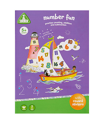 Early Learning Centre Number Fun Book