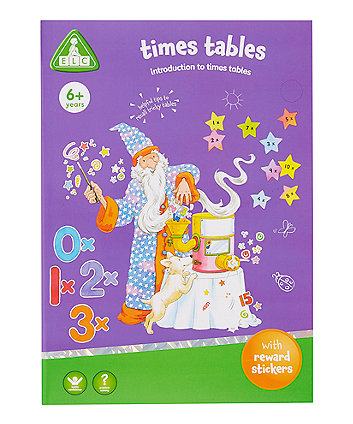 Early Learning Centre Times Tables Book
