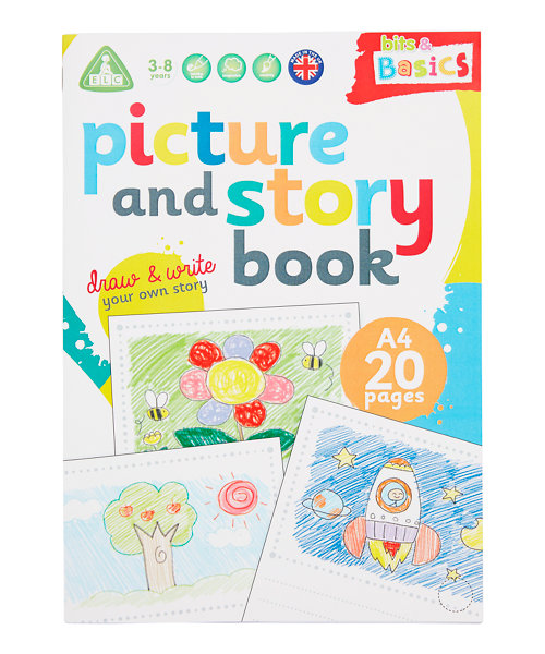 Early Learning Centre Picture and Story Book