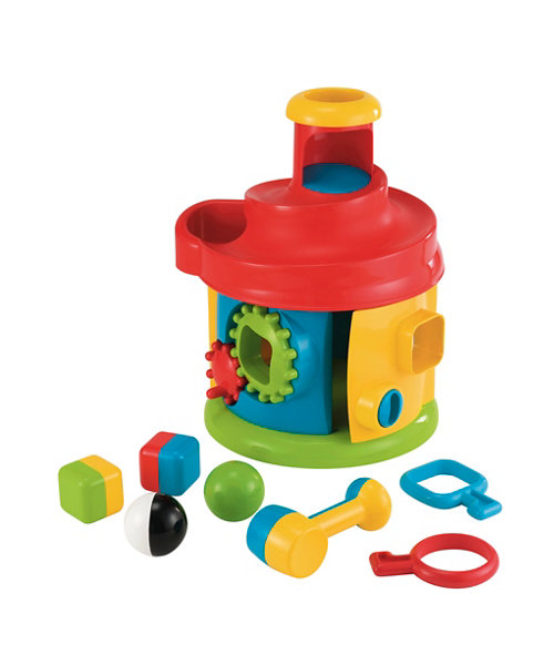 Early Learning Centre Twist and Turn Activity House