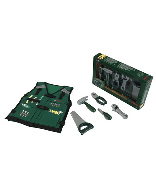 Early Learning Centre Bosch Tool Vest and Accessory Set