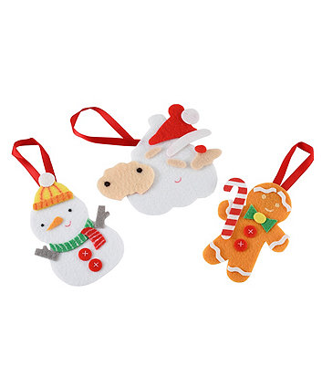Early Learning Centre Make Your Own Christmas Decorations