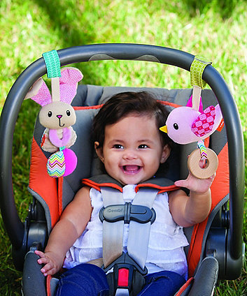 Early Learning Centre Infantino GaGa Travelling Duo - Girl