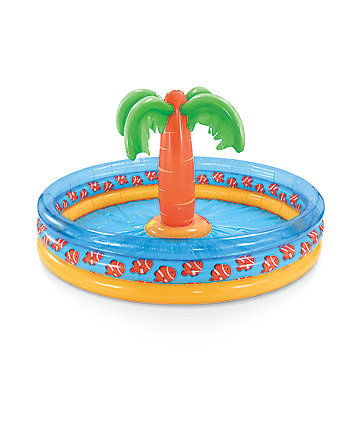 Early Learning Centre Island Palm Tree Pool