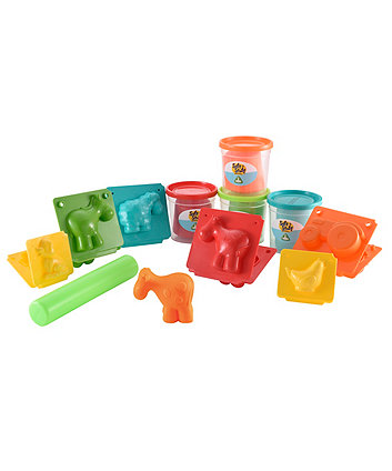 Early Learning Centre Soft Stuff Farm Set
