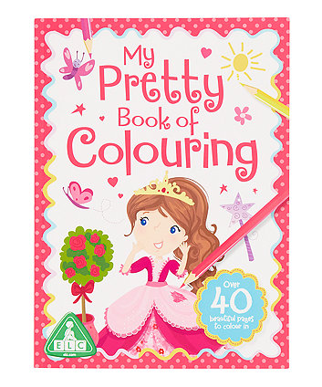 Early Learning Centre My Pretty Book Of Colouring