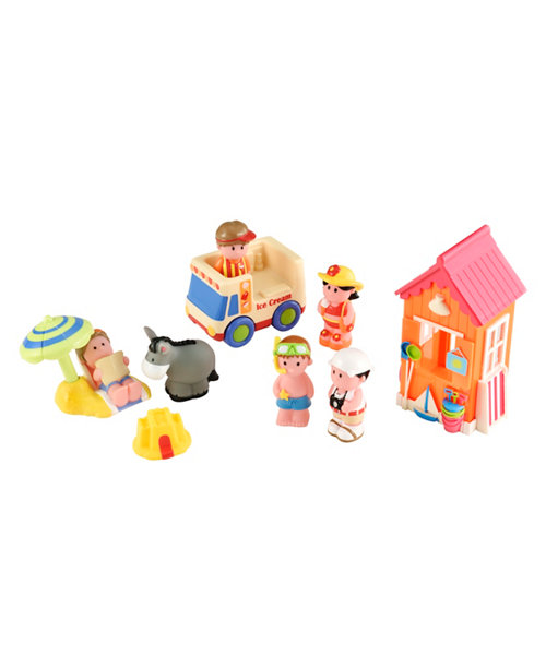 Early Learning Centre Happyland Seaside Set