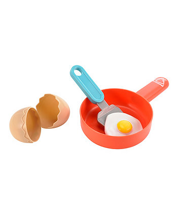 Early Learning Centre Cracking Egg and Frying Pan