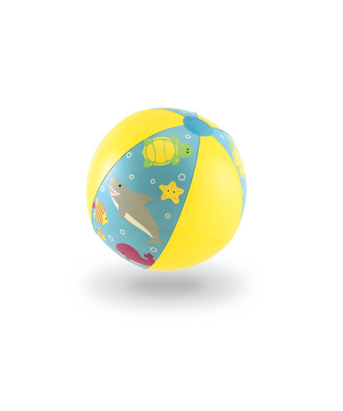 Early Learning Centre Yellow Beach Ball