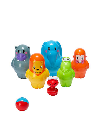 Early Learning Centre Jungle Bowling
