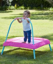 Early Learning Centre Junior Trampoline - Pink