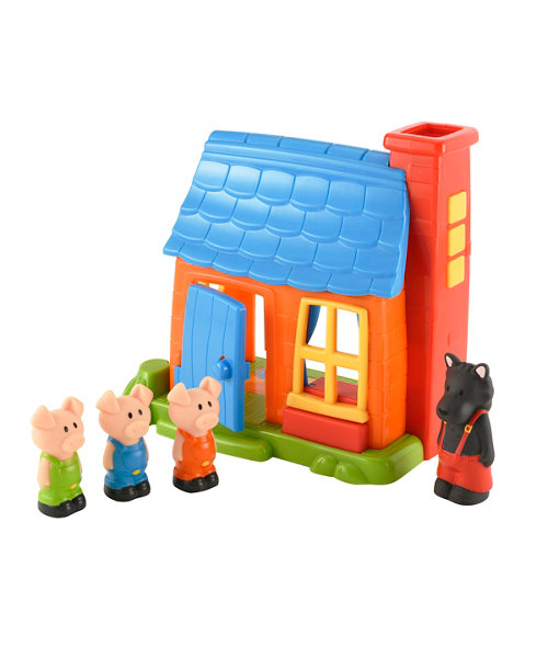 Early Learning Centre Happyland Three Little Pigs