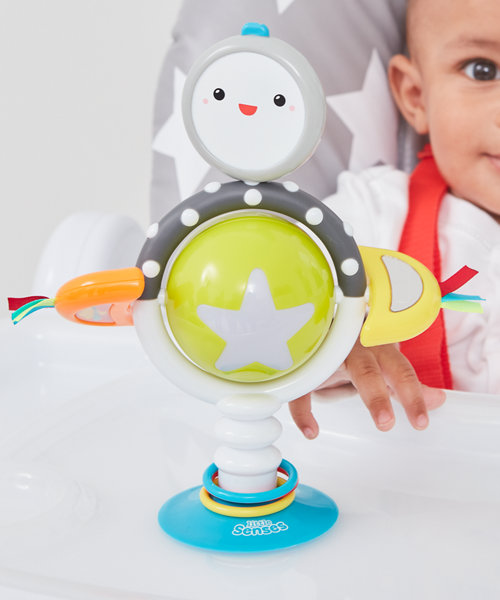 Early Learning Centre Little Senses Glowing Highchair Toy