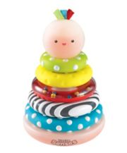Early Learning Centre Little Senses Light Up Stacking Rings
