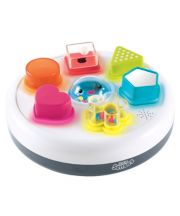 Early Learning Centre Little Senses Lights And Sounds Shape Sorter