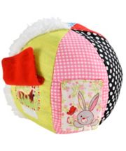 Early Learning Centre Blossom Farm Roll And Chime Ball