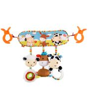 Blossom Farm Activity Travel Toy