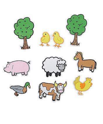 Early Learning Centre Farm Foam Stickers