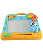 Early Learning Centre My First Scribbler - Jungle (Yellow)