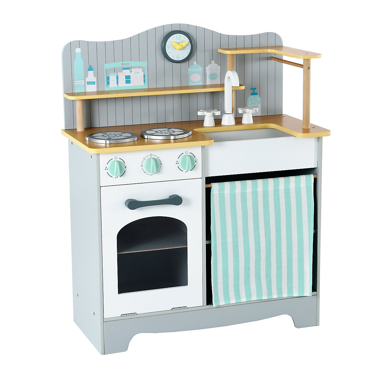 NEW ELC WOODEN Classic Kitchen Toy From 3 Years