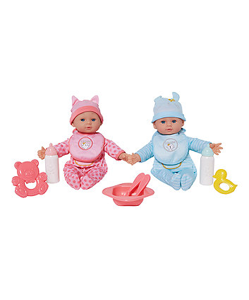 Early Learning Centre Cupcake Twin Dolls