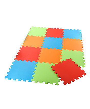 Early Learning Centre Recreation Mats - 12 Pack