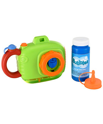 Early Learning Centre Bubble Camera